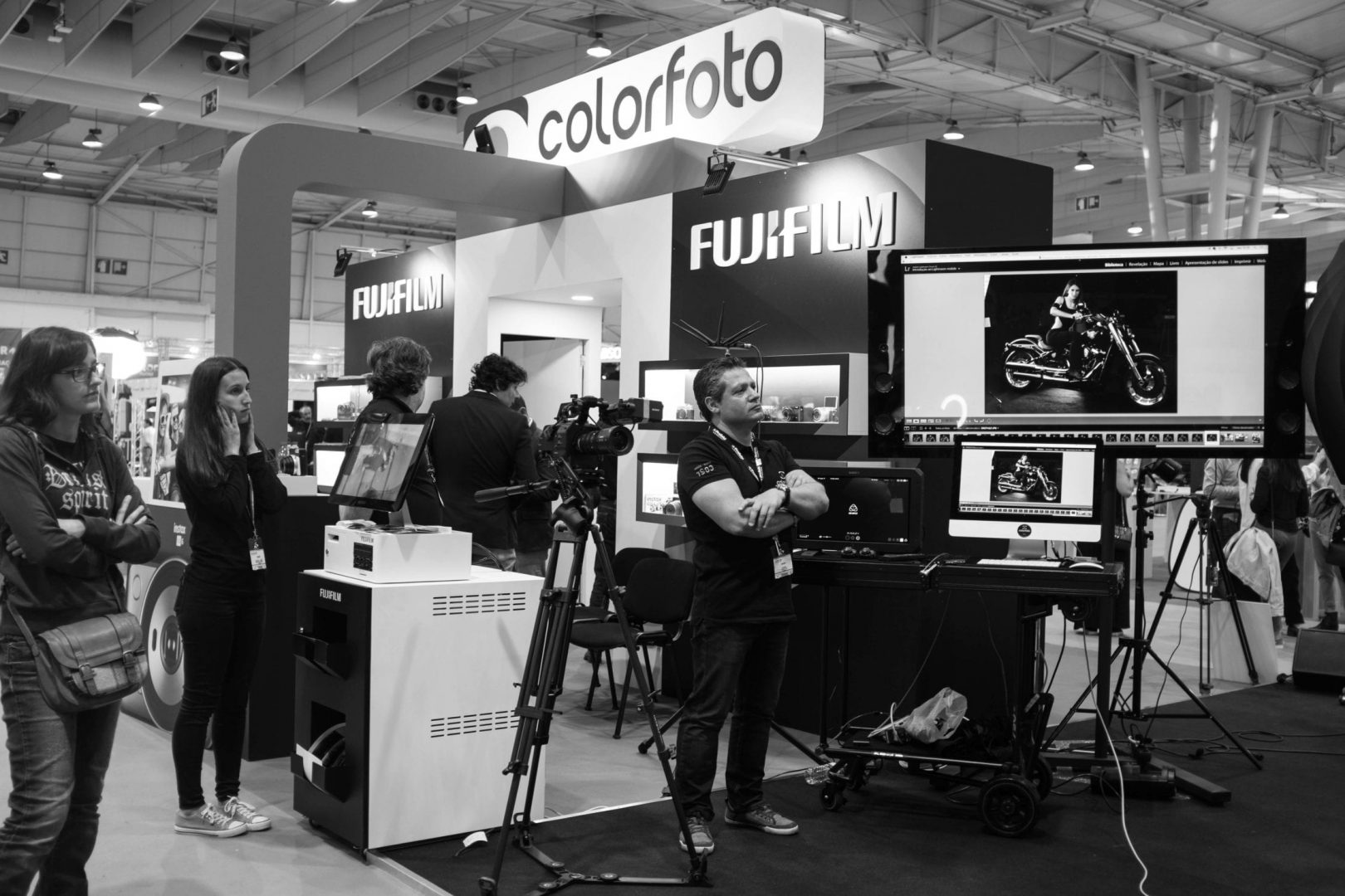 Eduardo Lima from Colorfoto always available to help