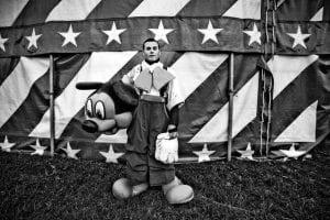 American Circus in Britain Joao Carlos