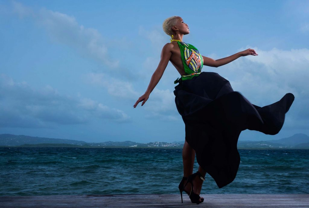 Beauty is in the Light Martinique Masterclass Workshop Fashion by joao carlos