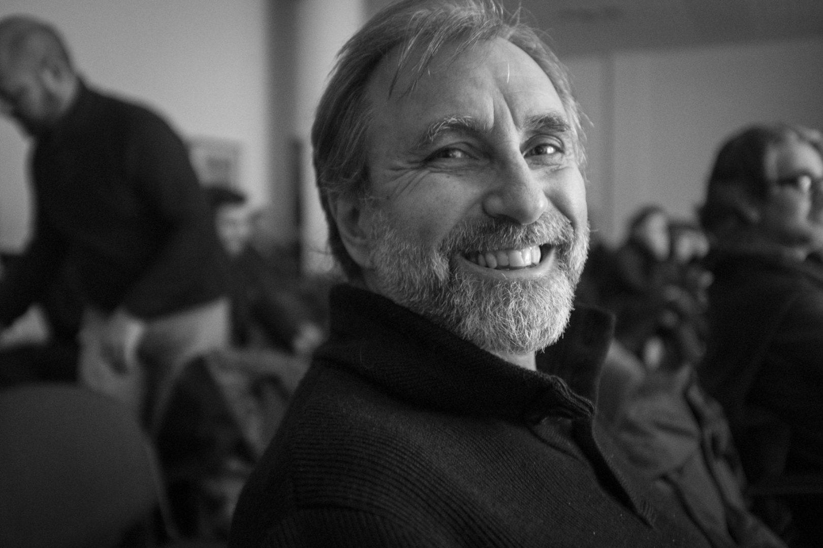 Fernando Algarvio, jury member.