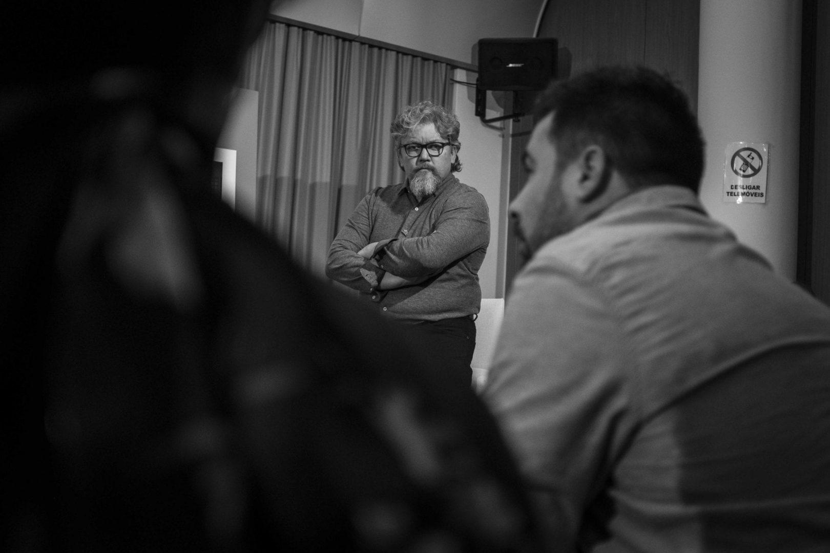 Jury president Robert Lengua.