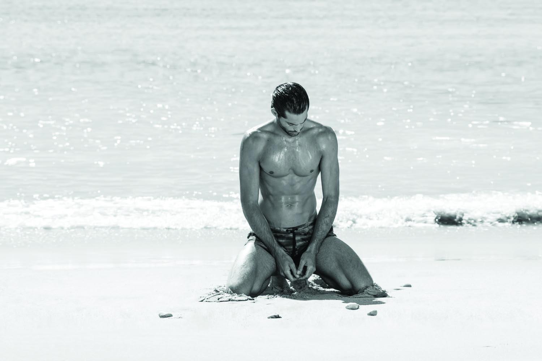 Holas Beachwear SS2018, Greg Kheel - Joao Carlos