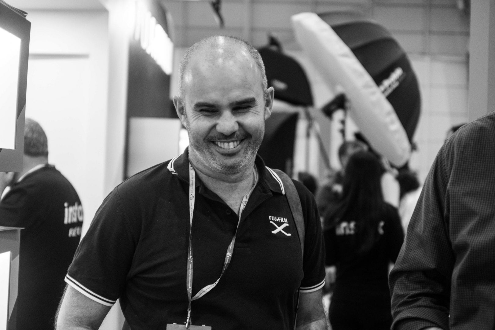 Nelson Pestana from Fujifilm Portugal