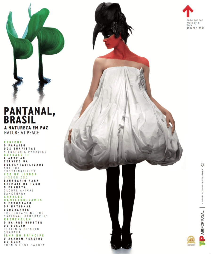 UP Magazine 129 Pantanal