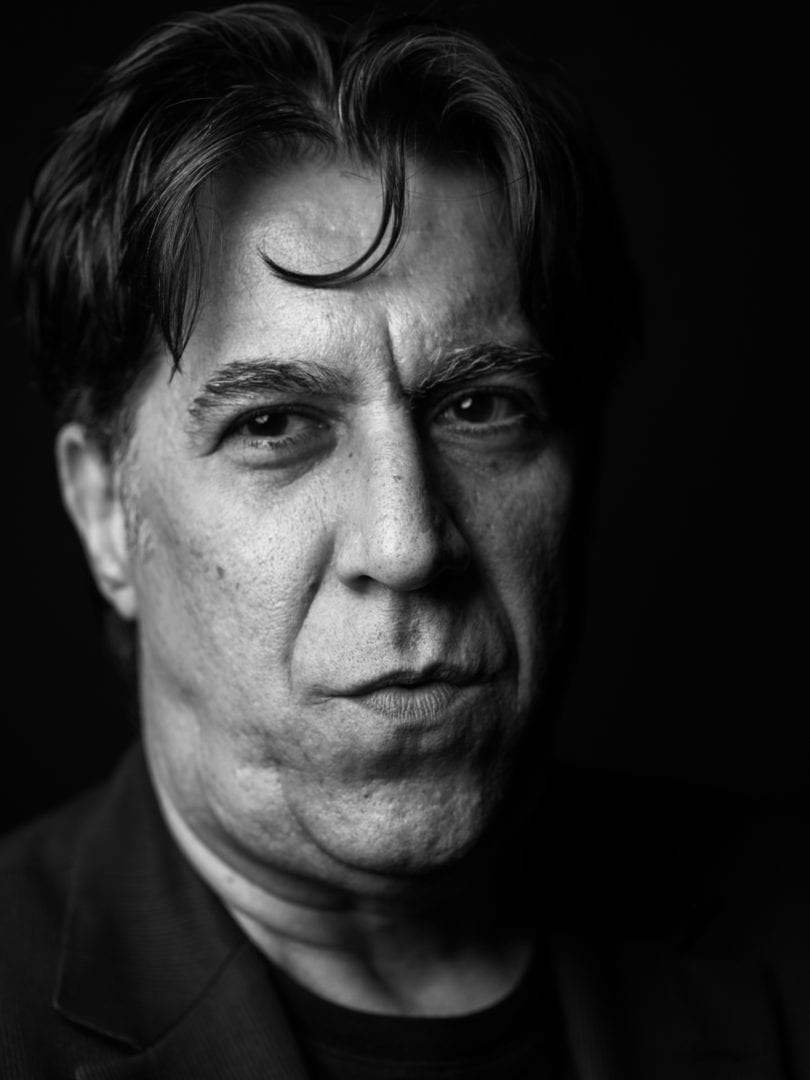 Bruno de Almeida, director of Cabaret Maxime 1