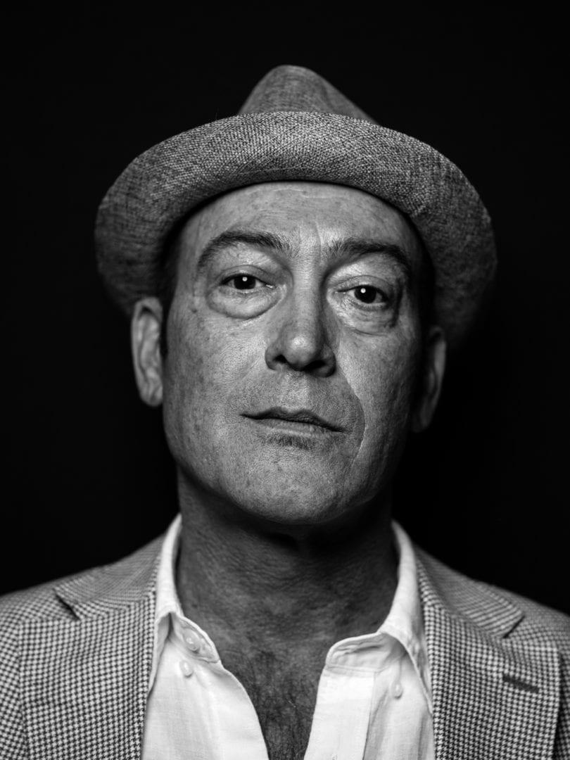John Ventimiglia portrait 1