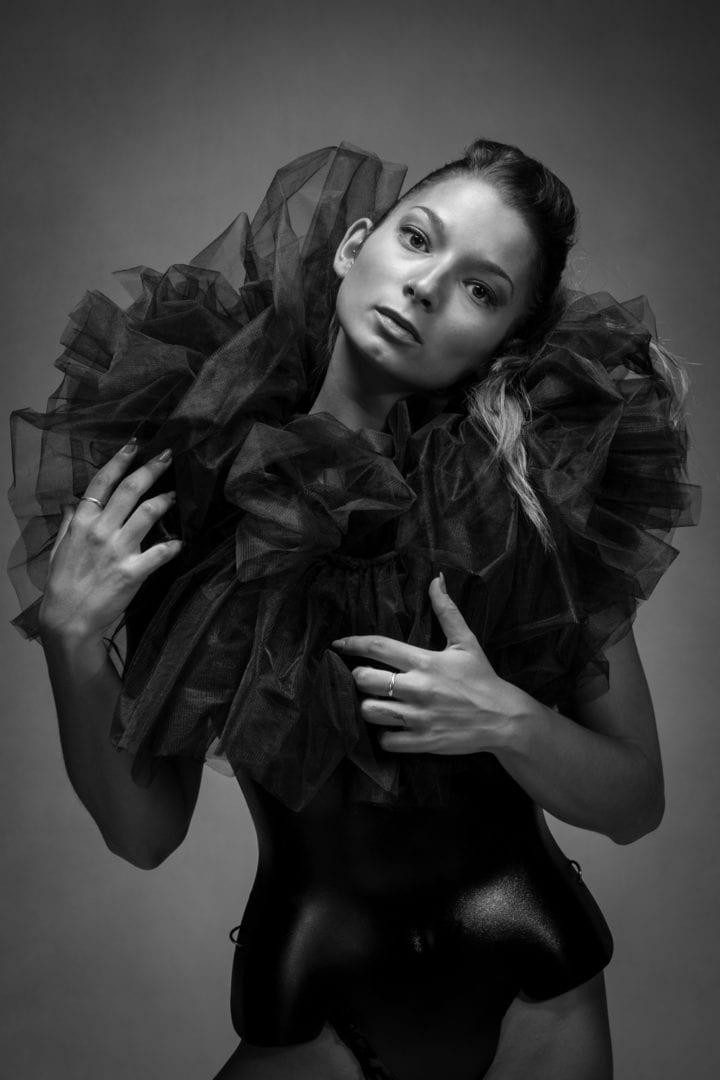 Clara Mantua Dancing Photography Portraits 1