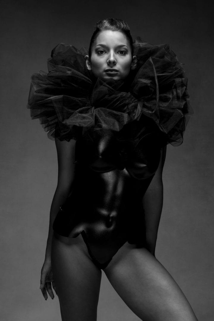 Clara Mantua Dancing Photography Portraits 2