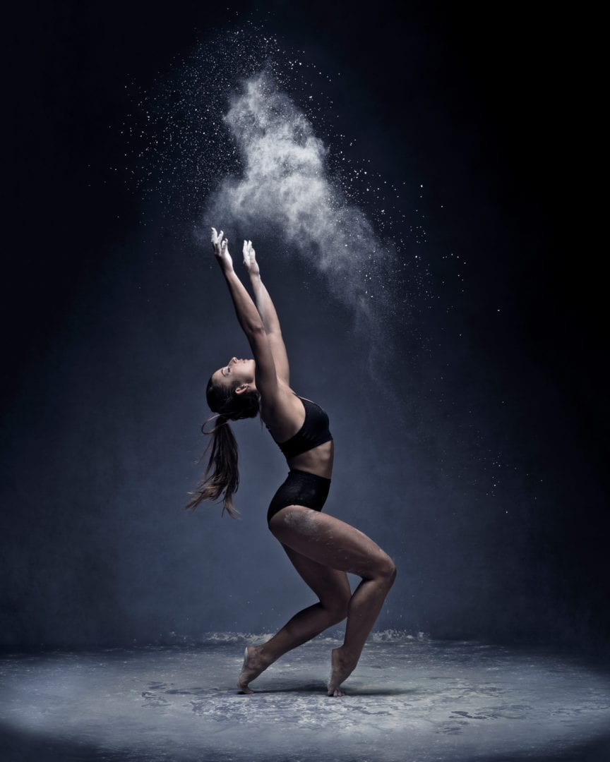 Clara Mantua Dance Photography Dust 1