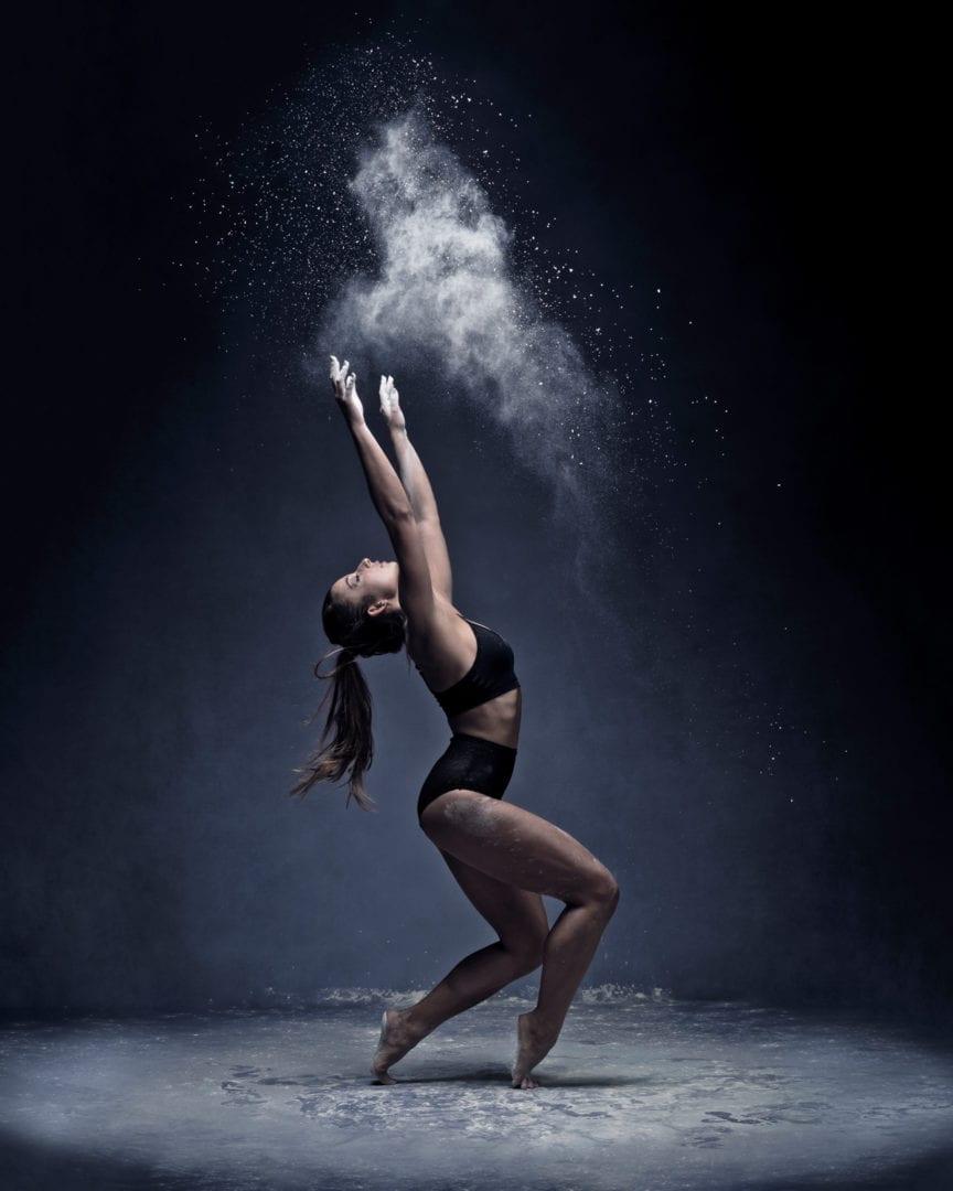 Clara Mantua Dance Photography Dust 1