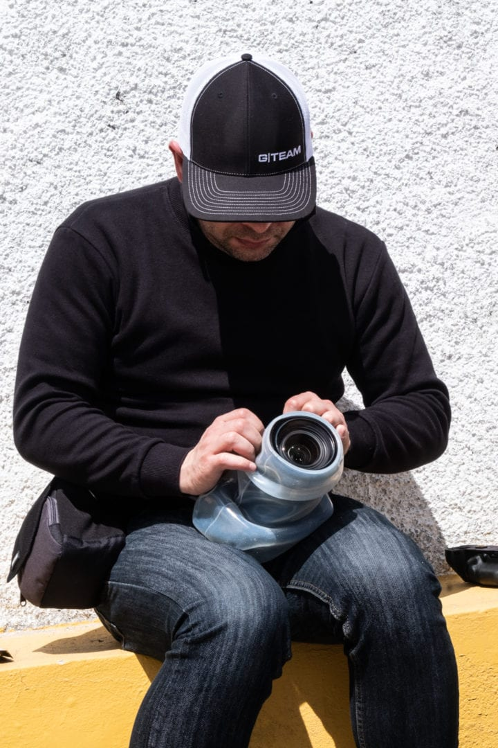 Mounting on Outex on my Fujifilm GFX