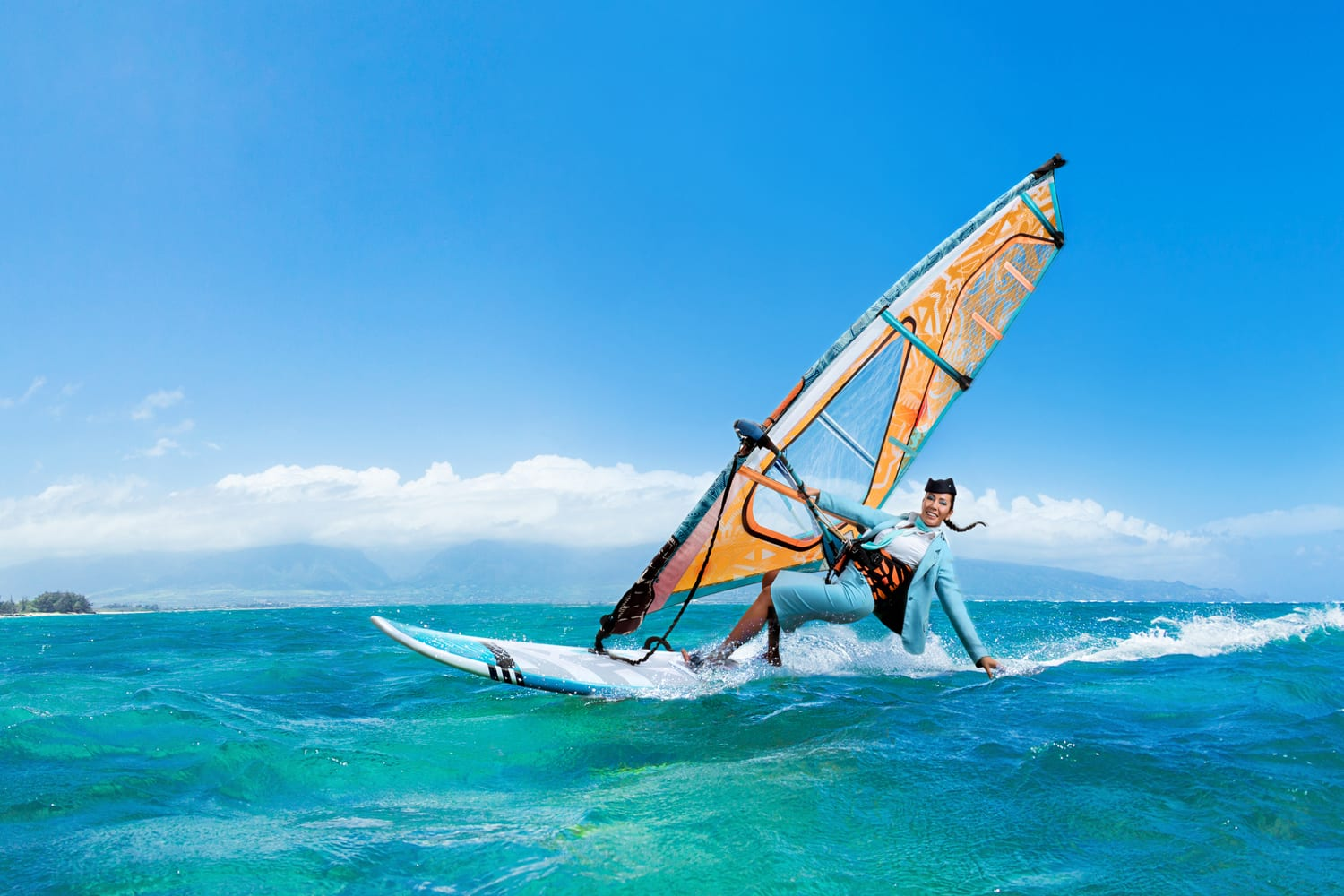 Windsurf HiFly flyingthechange