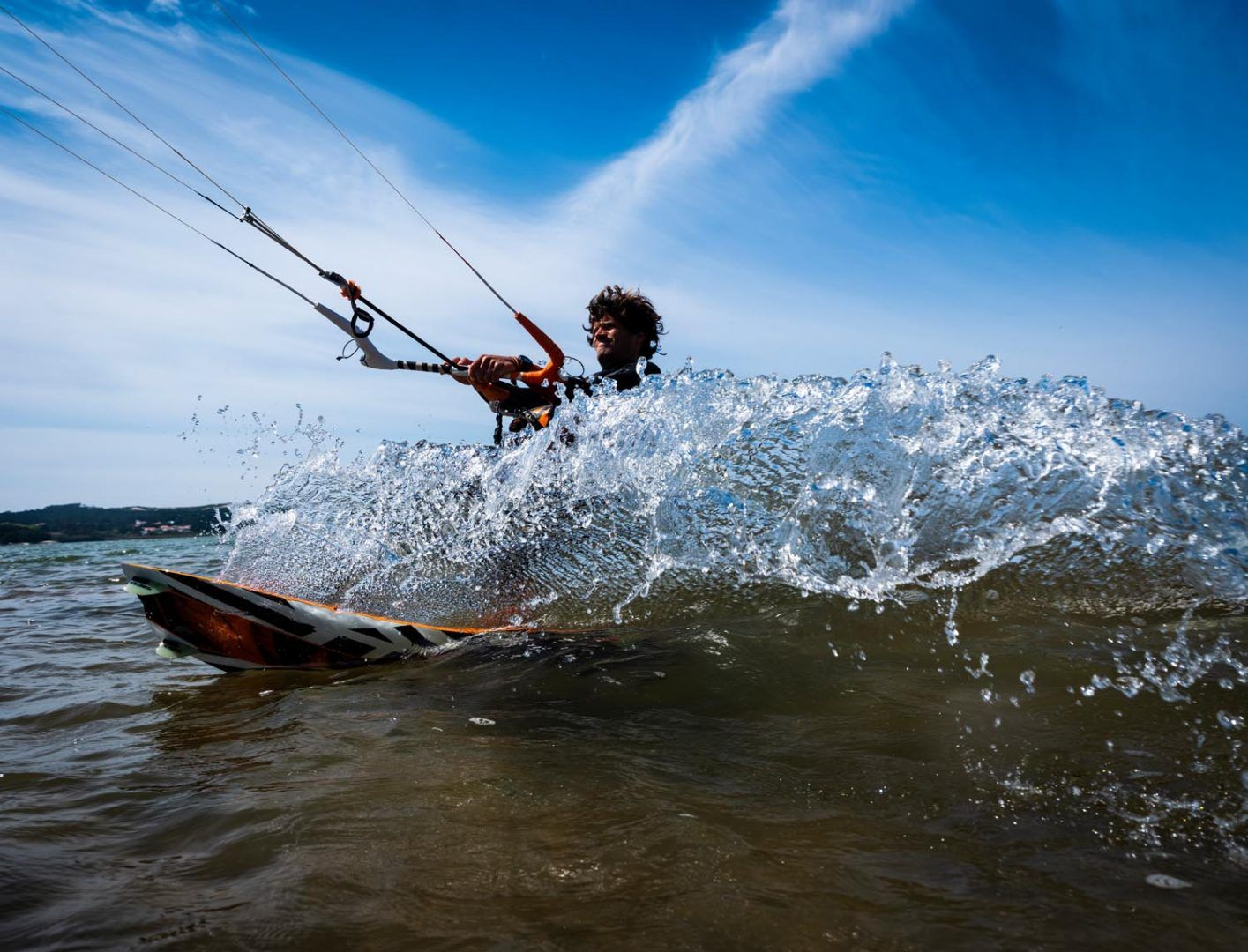Outex Helps João Carlos create the Shot for HI FLY  #Flythechange