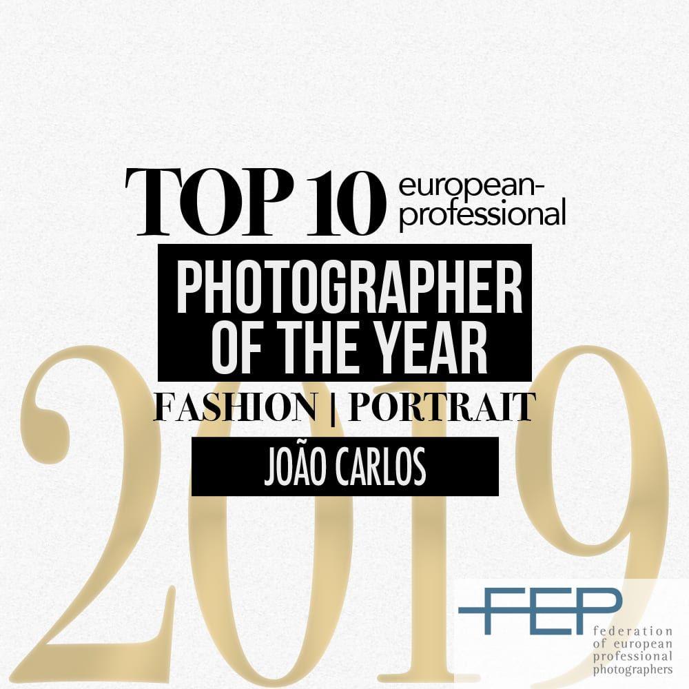"""European Professional Photographer of the year 2019"" Finalist  Fashion & Portrait"