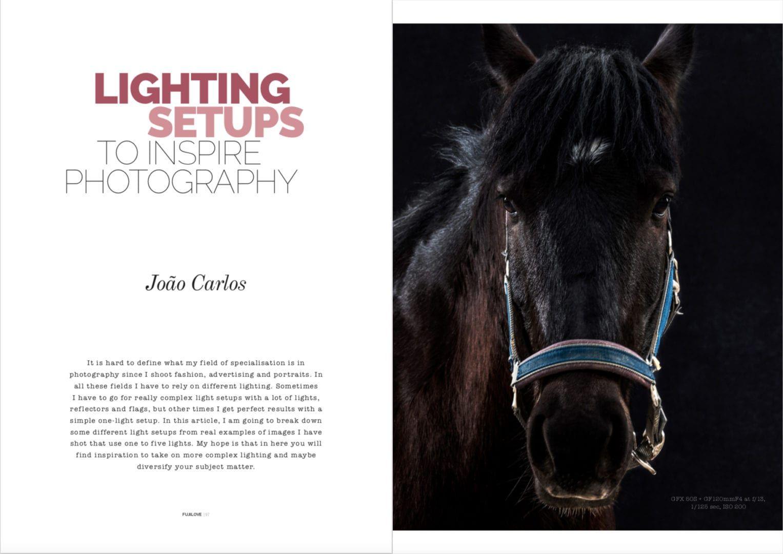 9 Lighting Setups To Inspire Your Photography